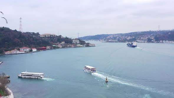 Thumbnail for Istanbul Bosphorus