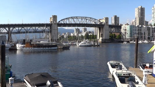 Thumbnail for Vancouver - Granville Island Harbor - 20