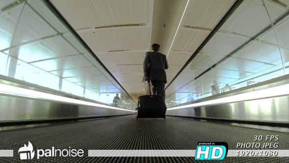 Thumbnail for Airport Business Treadmill