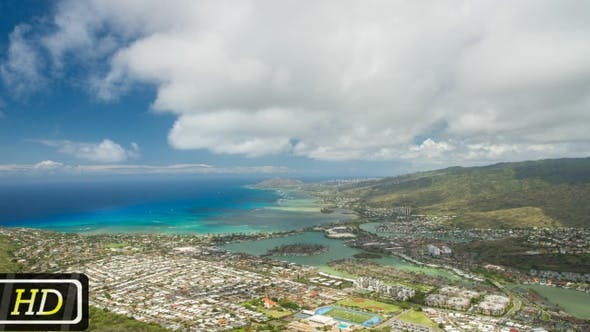 Hawaiian Panoramic View