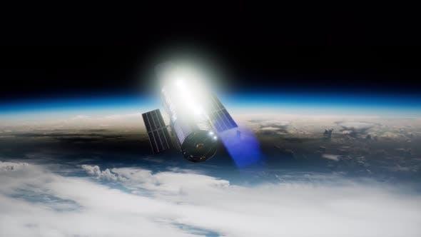 Thumbnail for Hubble Space Telescope