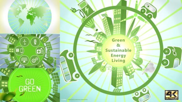 Thumbnail for Green and Sustainable Energy Living