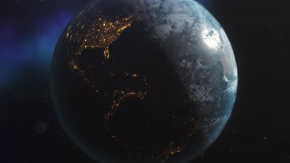 Around the Earth