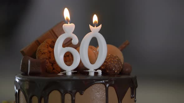 Thumbnail for 60th Chocolate Cake