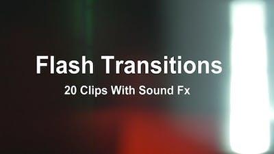 Flash Transitions