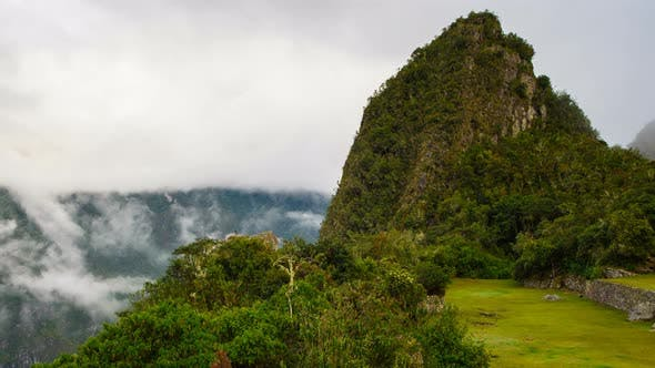 Thumbnail for Cloudy Morning in Machu Pichu