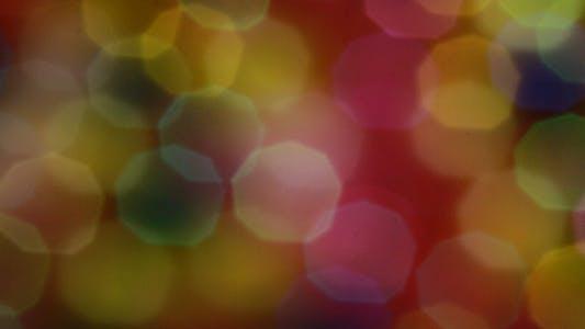 Thumbnail for Rotating Colorful Bokeh 04