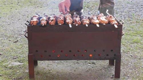 Pork Shashlik (2 in 1)