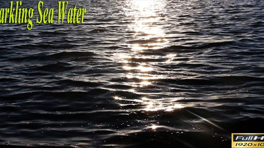 Thumbnail for Sparkling Sea Water