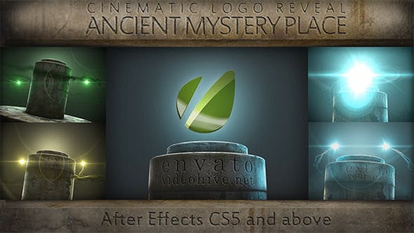 Thumbnail for Ancient Mystery Place - Cinematic Logo Reveal