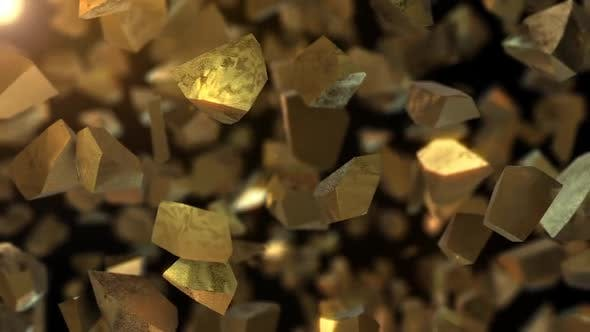 Thumbnail for Gold Shards