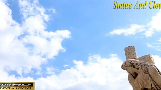 Thumbnail for Statue And Clouds