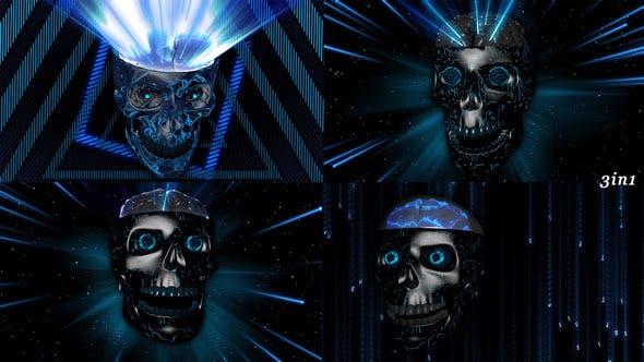 Thumbnail for Digital Skull