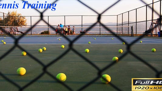 Thumbnail for Tennis Training