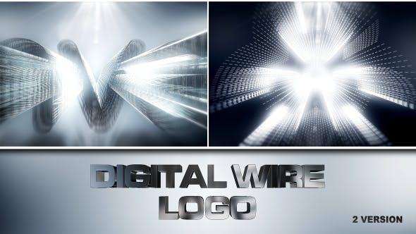 Thumbnail for Logo de fil numérique