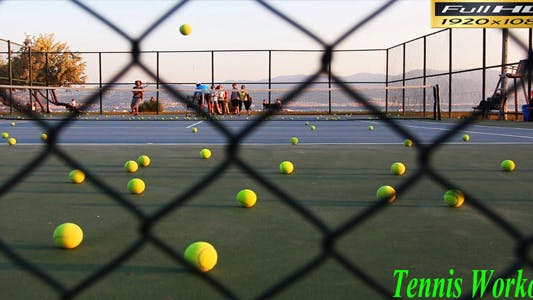 Thumbnail for Tennis Workout
