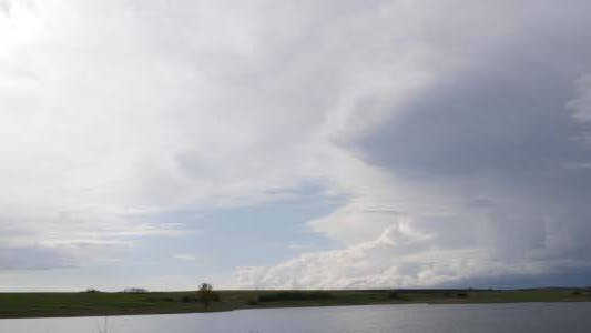 Cover Image for Clouds And Lake