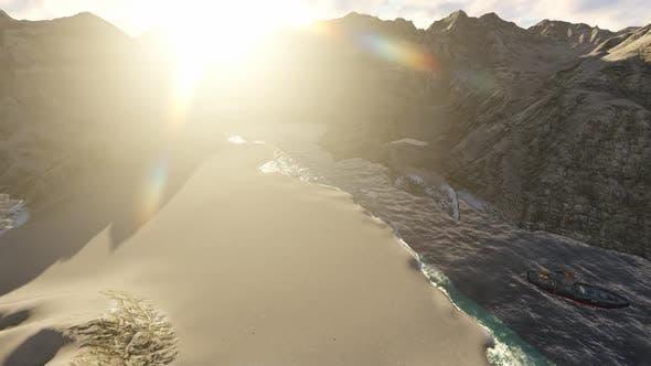 Thumbnail for Grand Canyon at sunset