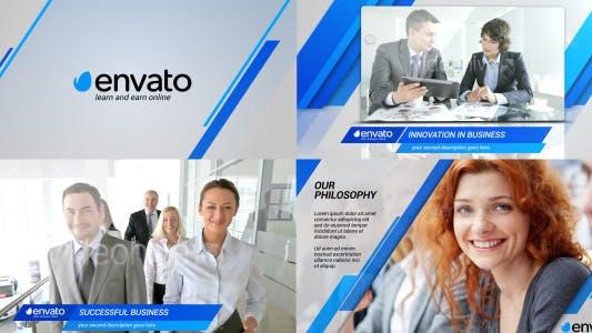 Thumbnail for Корпоративный презентация