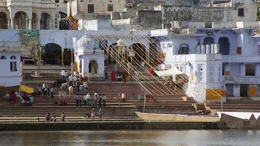 Thumbnail for Magnificent View Of Pushkar, Rajasthan