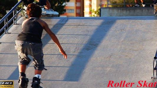 Thumbnail for Rollschuhe