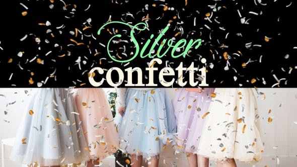 Thumbnail for Silver Confetti