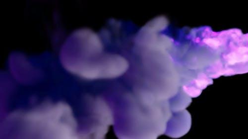 Colorful Firy Smoke