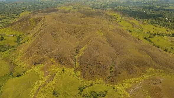 Cover Image for Mountain Landscape with Valley Bohol, Philippines