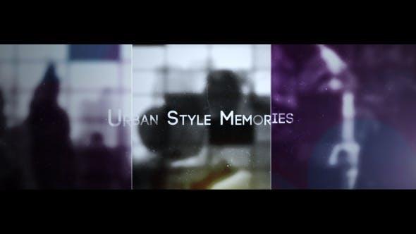 Thumbnail for Urbane Diashow