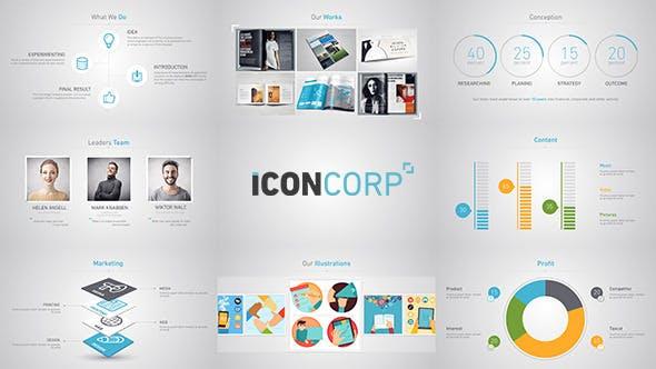 IconCorp // Corporate Promo