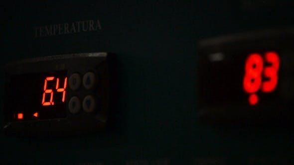 Industrial Temperature Sensor