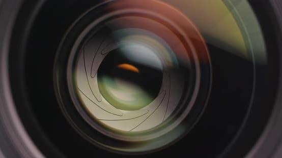 Thumbnail for Professional camera lens