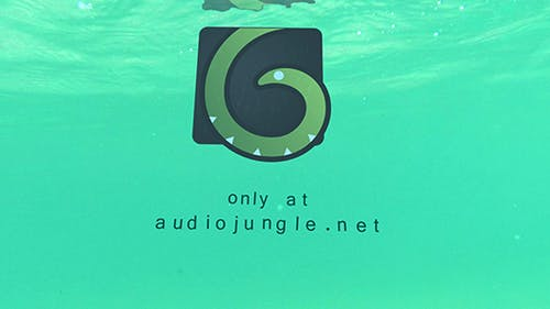 Beach Series - Underwater Logo