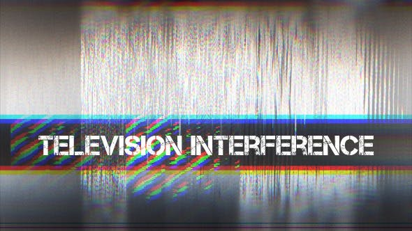 Thumbnail for Television Interference