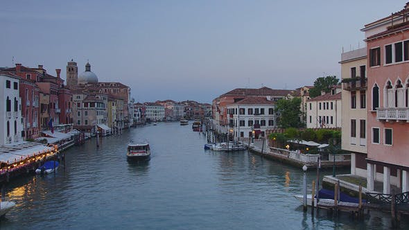 Thumbnail for Venice Canal