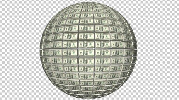 Thumbnail for Dollar Globe