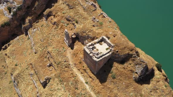 Thumbnail for Ancient City Ruins Aerial View