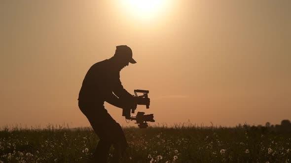 Taking Video Shoots Using DSLR Gimbal Equipment