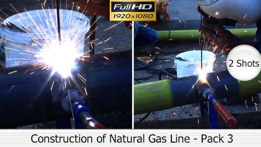 Thumbnail for Construction of Natural Gas Line