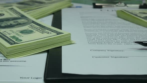 Thumbnail for Business Contract And Financial Investments