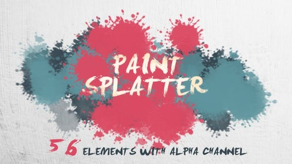 Thumbnail for Paint Splatter