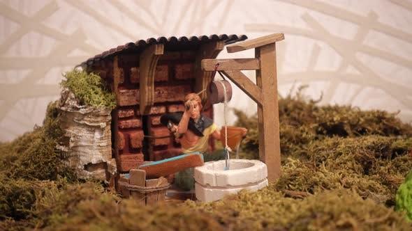 Thumbnail for Jesus Christ Nativity Figure