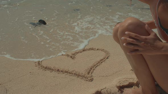 Thumbnail for Heart On The Sand