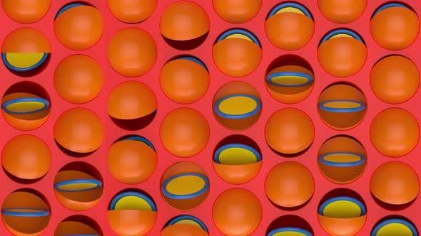 Playfull Background 02 4K