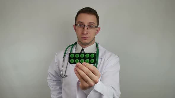 Thumbnail for Positive Doctor Showing Medicine