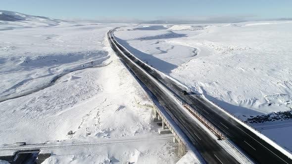 Snowy Road Trip