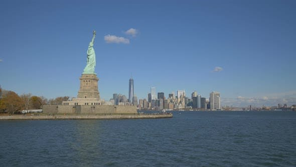 Thumbnail for Statue of Liberty, the symbol of freedom