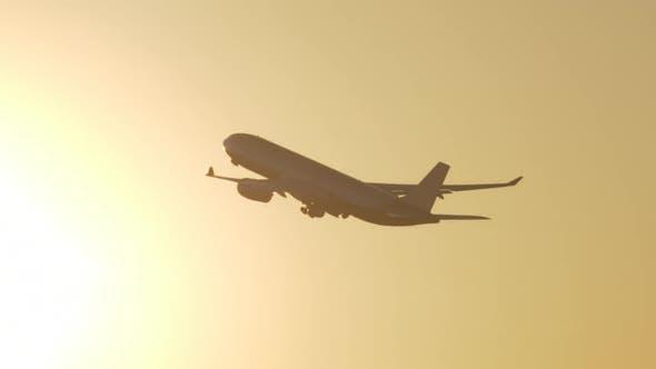 Thumbnail for Beautiful Airplane Takeoff