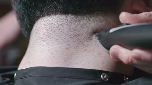Shaving Neck with Trimmer
