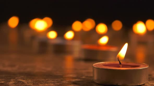 Thumbnail for Romantic Candle Light